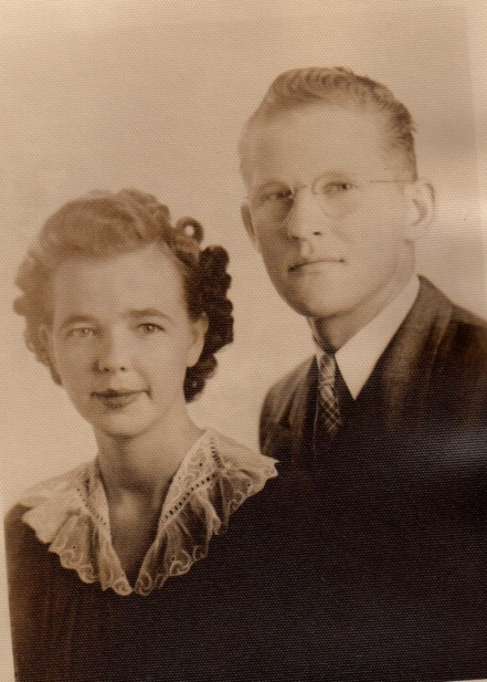 Dick and Ruby marry 1942