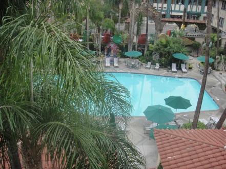 Mission Inn Pool