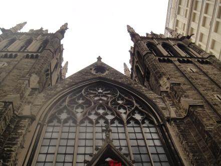 goth church