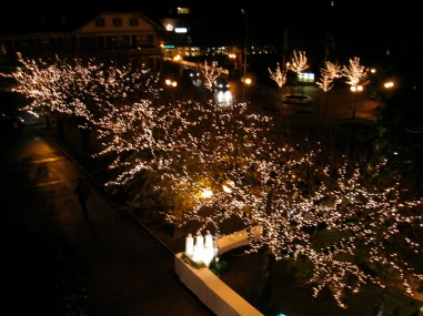lights of Bad Ragaz