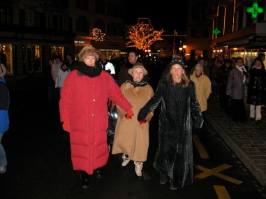 Festive in Bad Ragaz