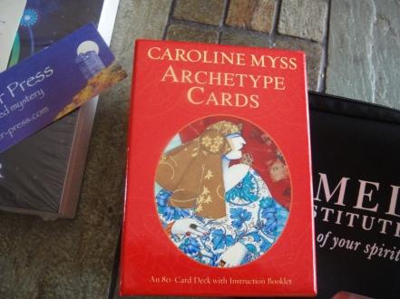 archetype card deck
