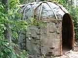 Wampanoag dwelling
