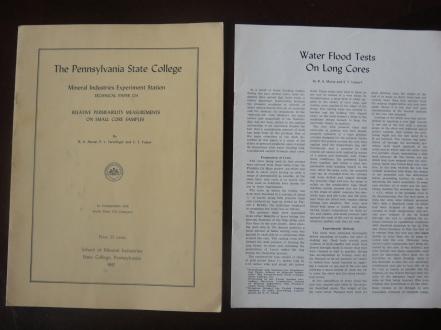 PA and Penn State Teach Fracking