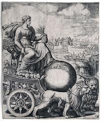 Roman goddess Cybele