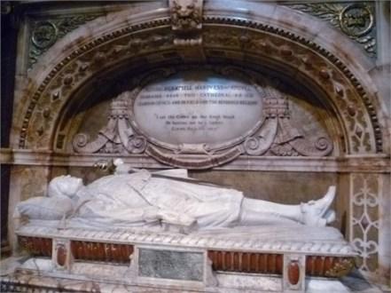 Archibald Campbell tomb