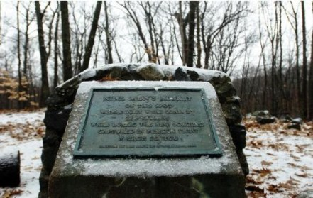 oldest Veteran's memorial in the US