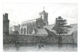 St Thomas church in Salisbury