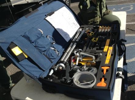 bomb squad gear