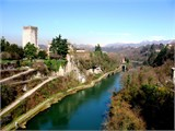 Visconti castle