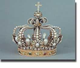 German Queen's crown