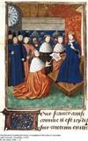 Richard II deeding Aquitaine