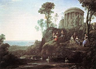 Apollo and the 9 muses