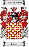 Trussel coat of arms