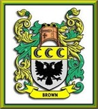 Brown Coat of Arms