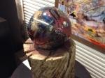 Bill Lesch's first globe