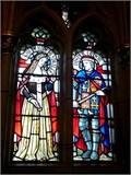 Katherine Wydeville and Jasper Tudor
