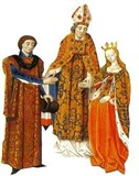 marries Queen of Jerusalem