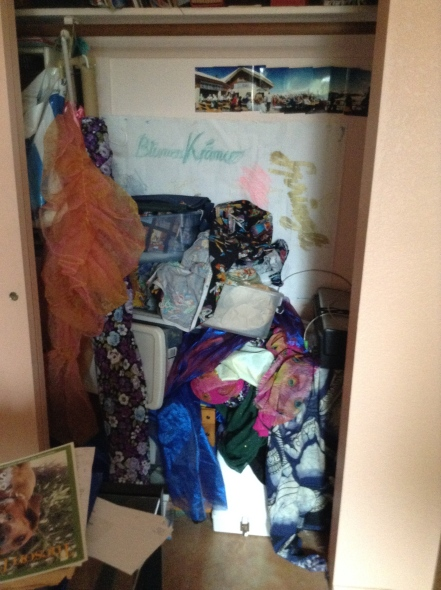 closet in question