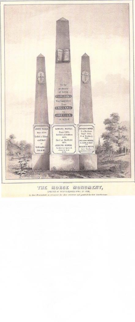 Morse Monument