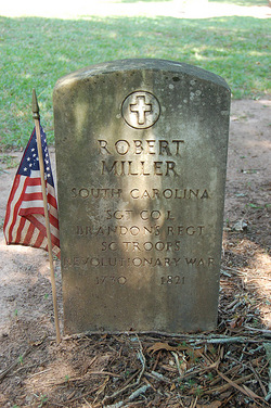 Rev. Robert Miller, patriot