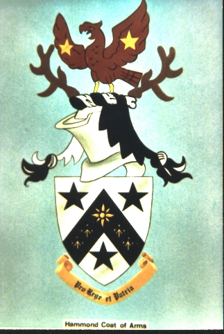 Hammond Coat of Arms