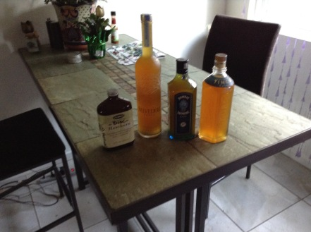 citrus hootch