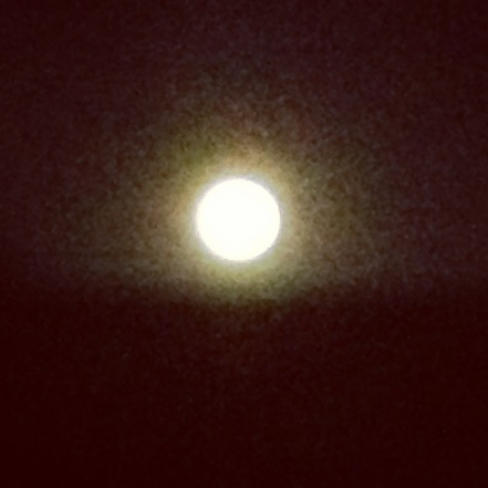 Full Moon #BlueMoon