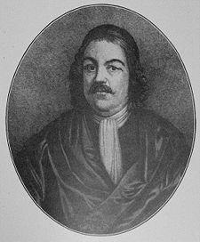 Rev. Simon Bradstreet