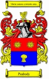 Peabody coat of arms