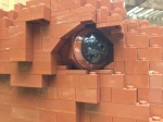 Lego deer eye