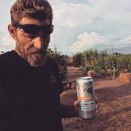 Half Moon Beer