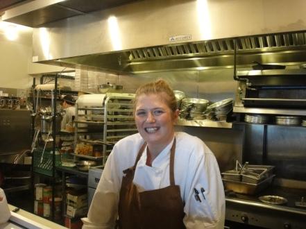 chef Claire Ferguson