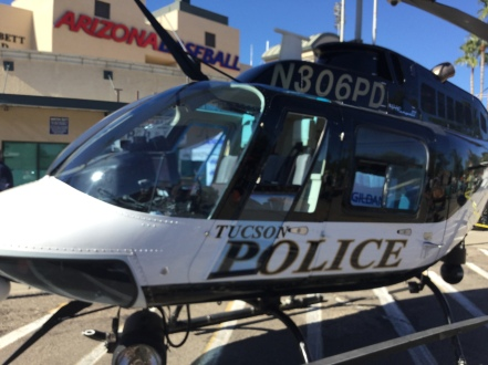 TPD helicopter
