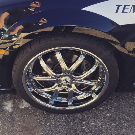 Tempe's crime prevention car