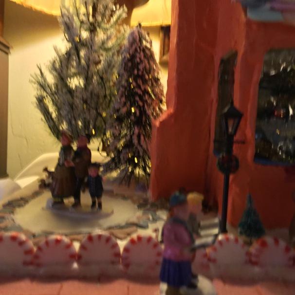 The Inn in miniature