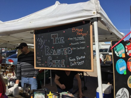 Sunday market at Rillito Race Track