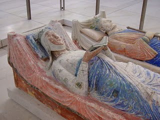 "Henry II ""Curtmantle"" Plantagenet and Eleanor of Aquitaine"
