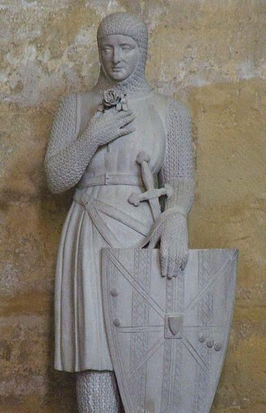 in Church Saint-Jean-de-Malte, Aix-en-Provence, France