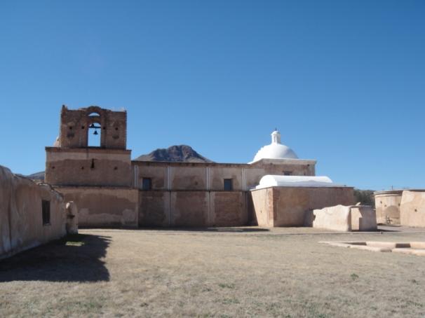 Tamacacori National Historic Park
