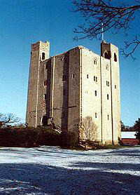 Birth Place-Hedingham Castle