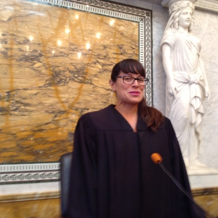 Judge Celina