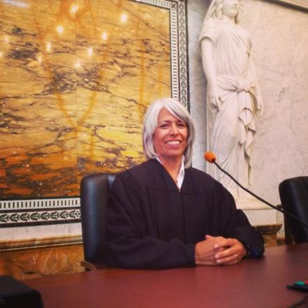 Judge Donna