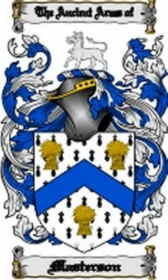 Masterson Coat of Arms