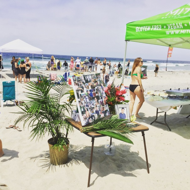 surfer memorial
