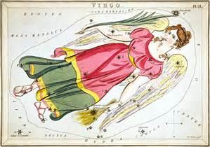 Virgo constellation