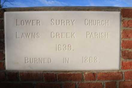 Lower Surry Church