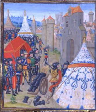 Siege of Rheims