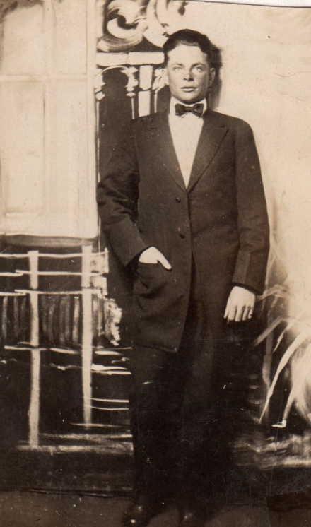 My grandpa Ernie