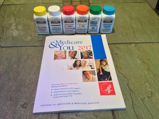 Medicare Vitamins
